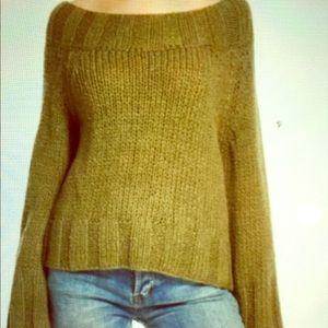 Free People Winter Sweater